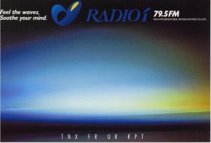 RADIO i  1