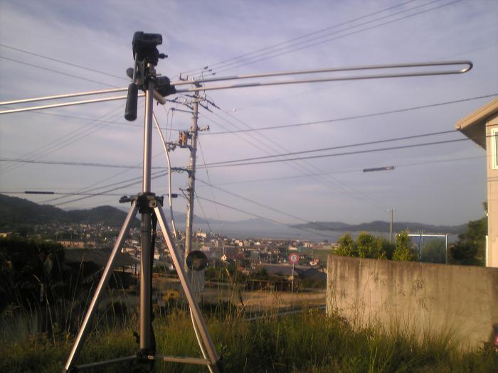 AF-1-SP+カメラの三脚
