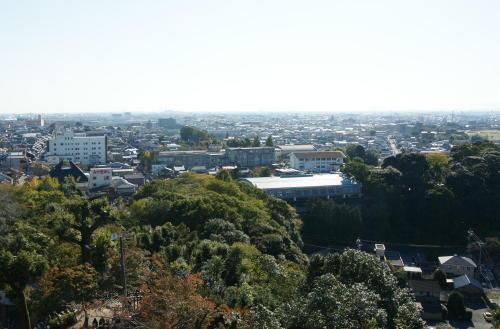 犬山城眺め3
