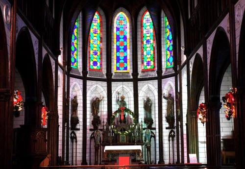 聖ザビエル祭壇