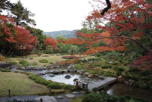 京都紅葉無鄰菴2