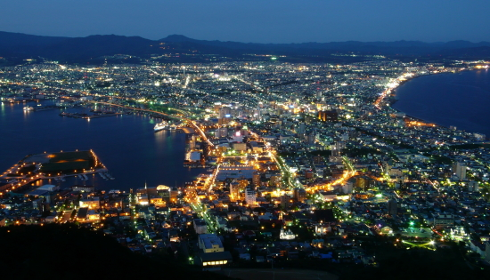 函館夜景4
