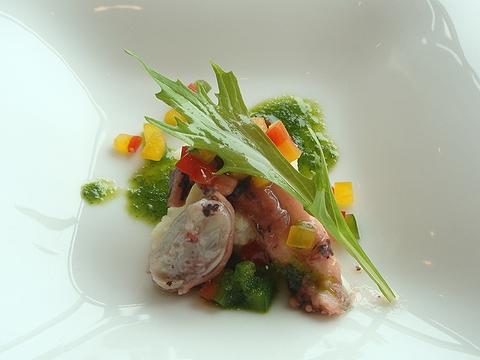MenuSakura 飯蛸の蒸し煮