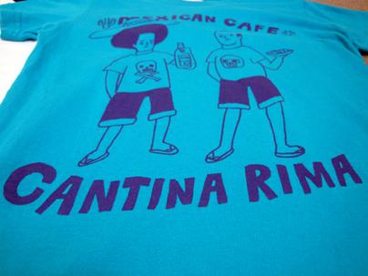 MEXICAN CAFE CANTINA RIMA