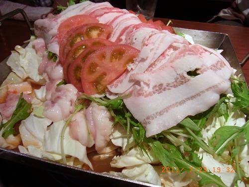 20110710_トマト鍋