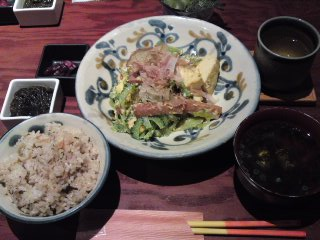Okinawa Lunch