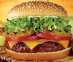 Red robin banzai burger
