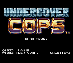 Under Cover Cops 00
