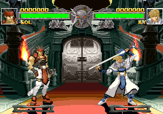 Guilty Gear 01