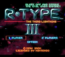 R-TYPE III 00