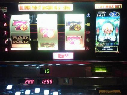 Konami Slot 00