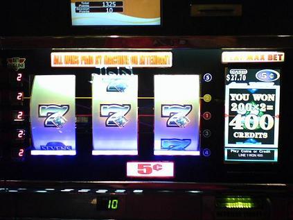 Konami Slot 02