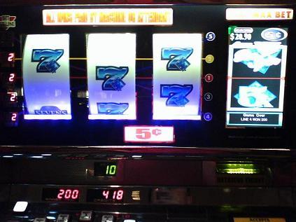 Konami Slot 03