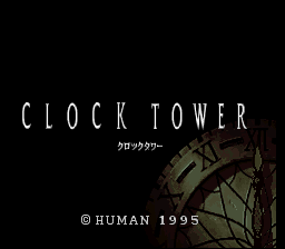 Clock Tower 00