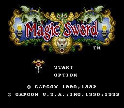 Magic Sword 00
