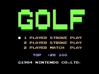 Golf 00
