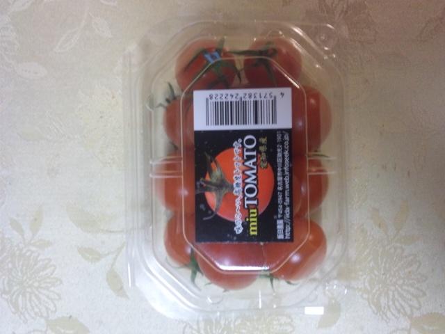 miuトマト