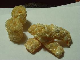 むし養い定食ゆば天ぷら