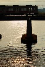 鶴見川橋梁