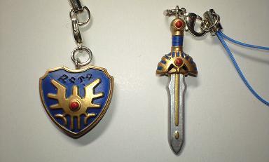 ロトの剣・盾