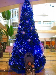 出発クリスマス