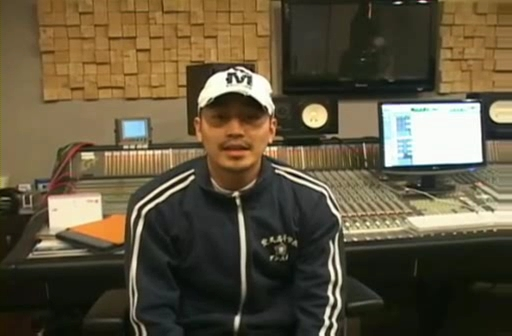 090212 Eric at Recording studio for Yes! [TOP starzone].flv_000020133