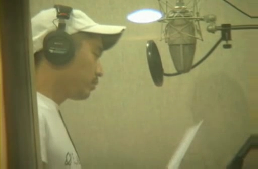 090212 Eric at Recording studio for Yes! [TOP starzone].flv_000012033