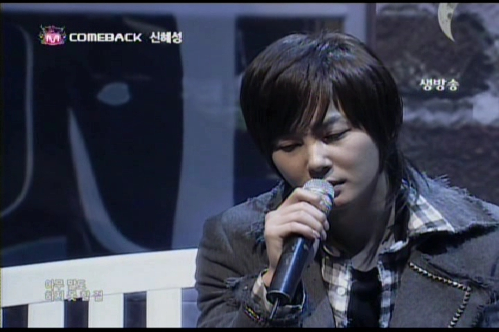 090219 mnet m!countdown - Hyesung Comeback Why Did You Call...perf (HD) [720x480][360Kpop.com].avi_000042776