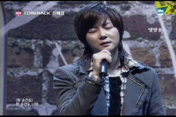 090219 mnet m!countdown - Hyesung Comeback Why Did You Call...perf (HD) [720x480][360Kpop.com].avi_000135568