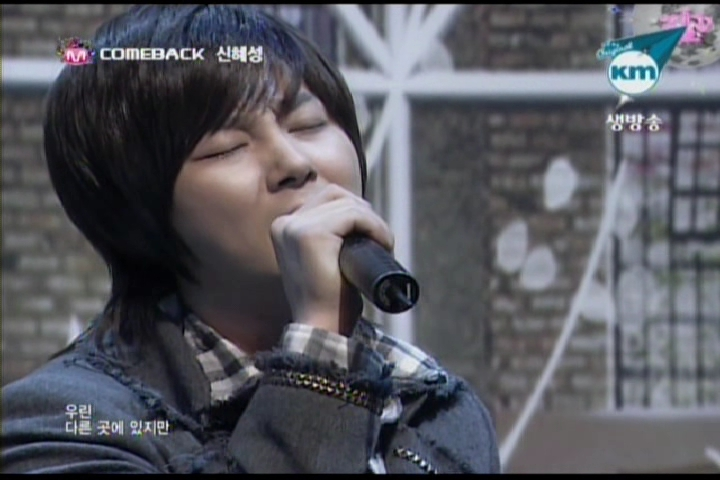 090219 mnet m!countdown - Hyesung Comeback Why Did You Call...perf (HD) [720x480][360Kpop.com].avi_000197797