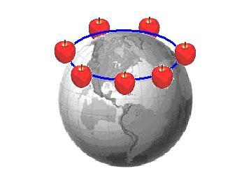 地球リンゴ