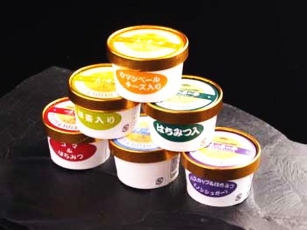 【トワ・ヴェール】アイスクリーム6個セット