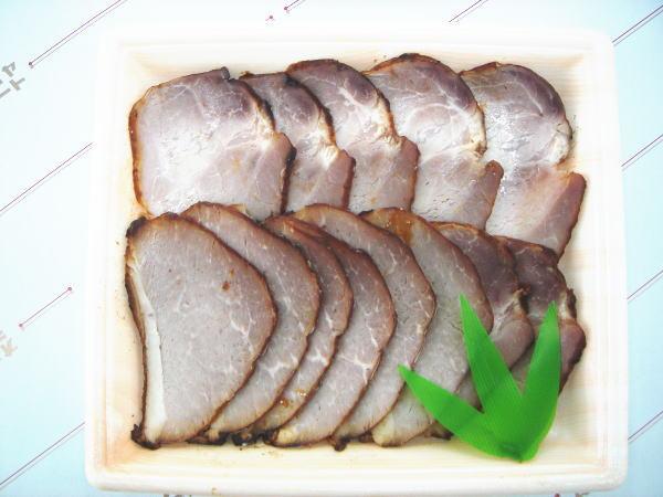 黄金豚三元豚・黄金豚焼豚スライス