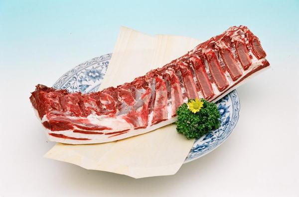 上田精肉店のエゾシカ肉 ロース 500g