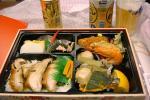 富岡八幡宮例大祭 町会に戻ってきてからの振る舞い(2005/8/14)