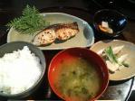 神保町 味噌鐵 カギロイ 本日の西京焼(サワラ)