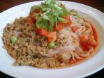 神保町 パンチマハル キーマ麺3辛