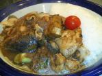 神保町 エチオピア チキン野菜カレー