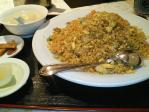 神保町 上海美食 上海特製炒飯(大盛)