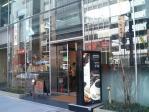 神保町 Dining GRAPPA‐Cafe 会庵‐ 店構え