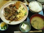 新町 ごはん屋 石田 焼肉定食