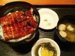 新町 花かがり うな丼(大盛)