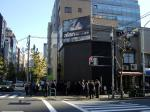 MINATOYA (愛宕) 店構えと人の列