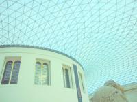 大英博物館内