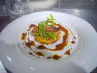 料理教室ーフォアグラ
