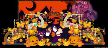 かぼちゃハロウィン