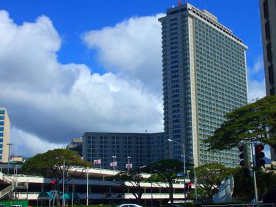 ハワイ アラモアナホテル