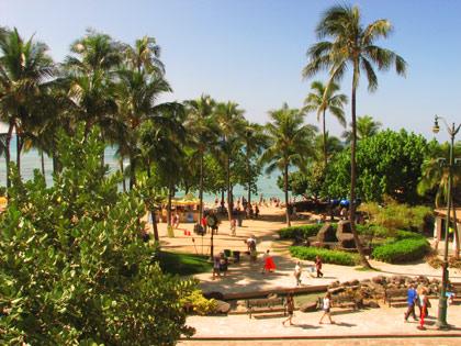 ハワイ ハイアット リージェンシー ワイキキ ビーチ リゾート アンド スパ