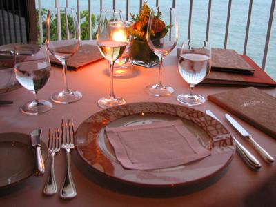 ハワイ レストラン『ラ・メール』