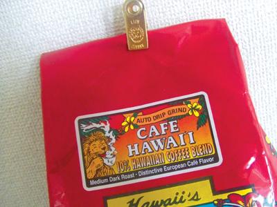 ハワイ ライオンコーヒー